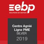 Logo certification EBP Silver