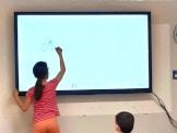 écran tactile interactif école Lot Cahors